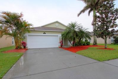 5937 Indigo Crossing Drive, Rockledge, FL 32955 - MLS#: 841148