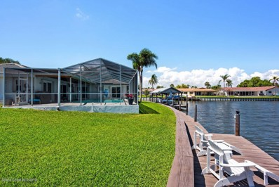 220 Madrid Court, Satellite Beach, FL 32937 - MLS#: 841697