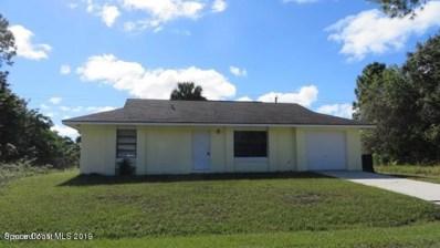 670 Merrimac Street, Palm Bay, FL 32909 - MLS#: 841884
