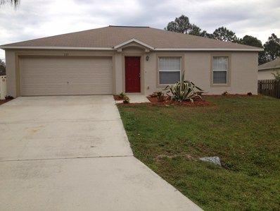 237 Jefferson Avenue, Palm Bay, FL 32907 - MLS#: 842194