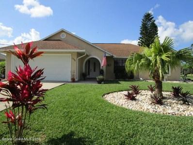 1396 Heberling Street, Palm Bay, FL 32907 - MLS#: 842264