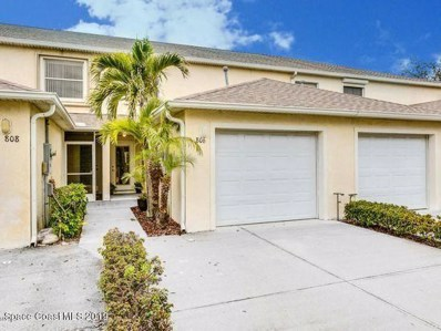 806 Mimosa Place, Indian Harbour Beach, FL 32937 - MLS#: 842316