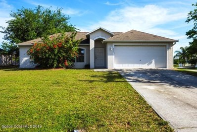 2301 Cogan Drive, Palm Bay, FL 32909 - #: 842422