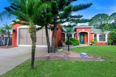 790 NW Waikiki Avenue, Palm Bay, FL 32907 - MLS#: 842452