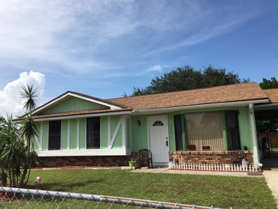 3207 NE Haddon Avenue, Palm Bay, FL 32905 - MLS#: 842521