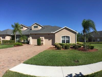 520 Remington Green Drive UNIT 104, Palm Bay, FL 32909 - MLS#: 842582