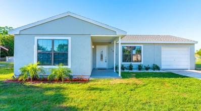 1521 NE Roxbury Court, Palm Bay, FL 32905 - MLS#: 842617