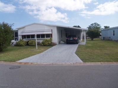 927 Oleander Circle, Barefoot Bay, FL 32976 - MLS#: 842722