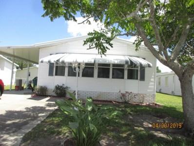 1202 Chipewa Drive, Barefoot Bay, FL 32976 - MLS#: 843005