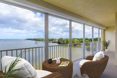 490 Sail Lane UNIT 503, Merritt Island, FL 32953 - MLS#: 843185