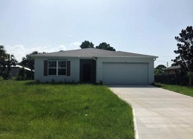 440 Alameda Avenue, Palm Bay, FL 32909 - MLS#: 843274