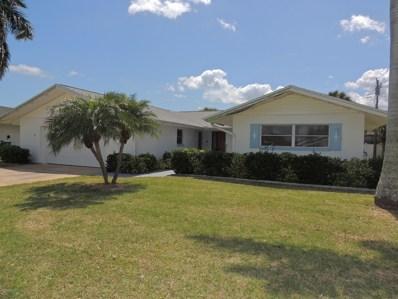 333 W Osceola Lane, Cocoa Beach, FL 32931 - MLS#: 843316