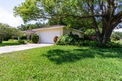 1414 Turnesa Drive, Titusville, FL 32780 - MLS#: 843342