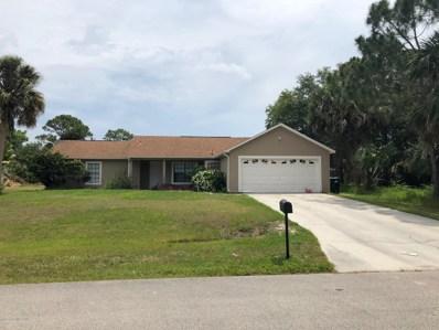 867 Parsons Circle, Palm Bay, FL 32909 - MLS#: 843574