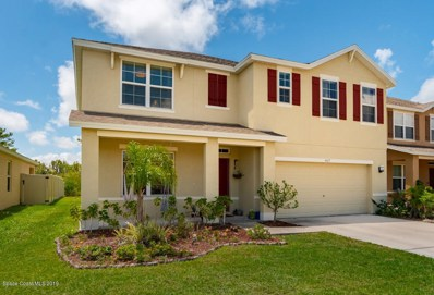 4617 Amaca Bay Lane, Melbourne, FL 32935 - MLS#: 843667