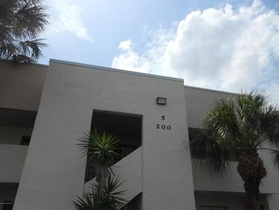 200 International Drive UNIT 503, Cape Canaveral, FL 32920 - MLS#: 844433
