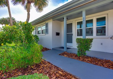 231 N Emerald Drive, Indian Harbour Beach, FL 32937 - MLS#: 844521