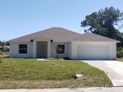 327 Comet Avenue, Palm Bay, FL 32909 - MLS#: 844550