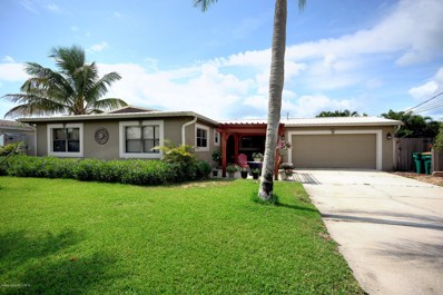 432 Penguin Drive, Satellite Beach, FL 32937 - MLS#: 844564