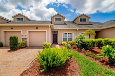 530 Remington Green Drive UNIT 104, Palm Bay, FL 32909 - MLS#: 844588