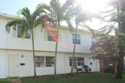 36 Adams Court, Satellite Beach, FL 32937 - MLS#: 844962