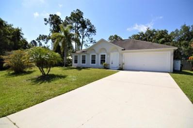 380 Courtney Street, Palm Bay, FL 32909 - MLS#: 845039