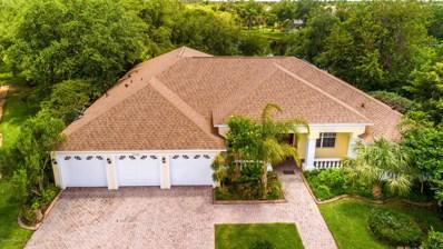 1643 Quinn Drive, Rockledge, FL 32955 - MLS#: 845113