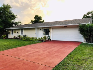 1181 Flagami Road, Palm Bay, FL 32909 - MLS#: 845561
