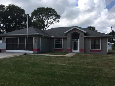 370 Fluvia Avenue, Palm Bay, FL 32909 - MLS#: 845795