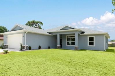 766 Merrimac Street, Palm Bay, FL 32909 - MLS#: 846108