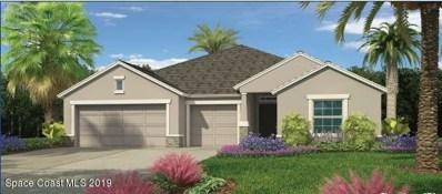 620 Stonebriar Drive, Palm Bay, FL 32908 - MLS#: 846163