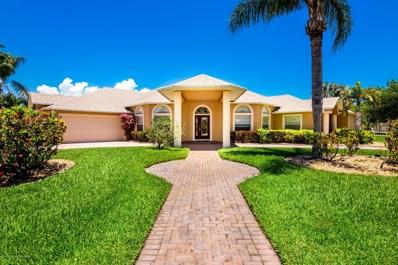 1632 Quinn Drive, Rockledge, FL 32955 - MLS#: 846165