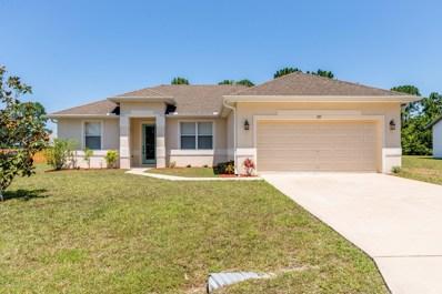 327 Trident Avenue, Palm Bay, FL 32909 - MLS#: 846214