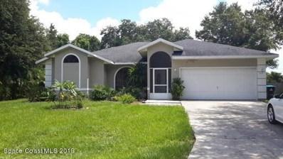613 SE Seven Gables Circle, Palm Bay, FL 32909 - MLS#: 846333