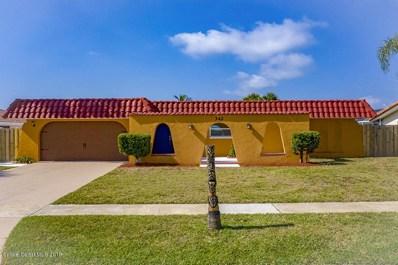 342 Jack Drive, Cocoa Beach, FL 32931 - MLS#: 846546