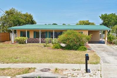 780 Jacaranda Street, Merritt Island, FL 32952 - MLS#: 846558