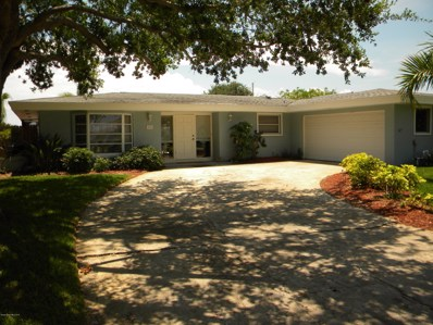 410 Sandpiper Drive, Satellite Beach, FL 32937 - MLS#: 846900
