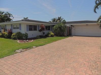 327 Dorset Drive, Cocoa Beach, FL 32931 - MLS#: 847254
