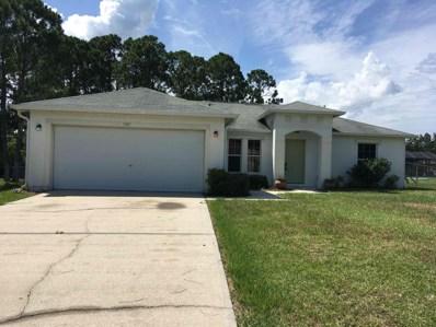 1143 Saturn Street, Palm Bay, FL 32909 - MLS#: 847713
