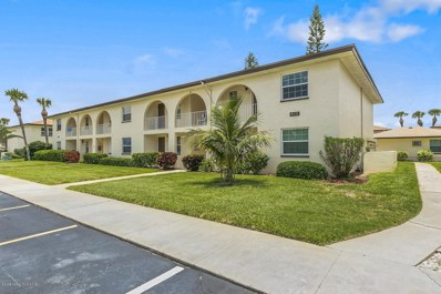 415 School Road UNIT 72, Indian Harbour Beach, FL 32937 - MLS#: 848098