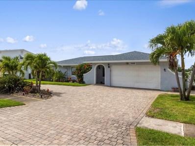 1555 Bella Casa Court, Merritt Island, FL 32952 - MLS#: 848309