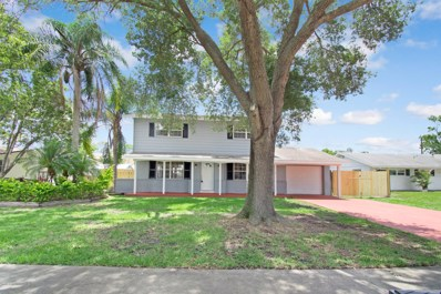 1718 Hubbard Drive, Rockledge, FL 32955 - MLS#: 848552