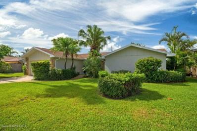 465 Lee Avenue, Satellite Beach, FL 32937 - MLS#: 848935