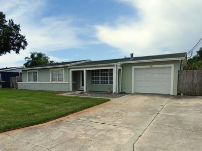 442 Nautilus Drive, Satellite Beach, FL 32937 - MLS#: 849404