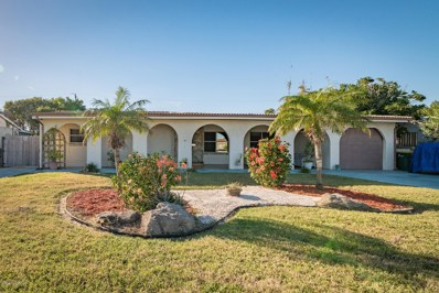170 Herron Drive, Satellite Beach, FL 32937 - MLS#: 849861
