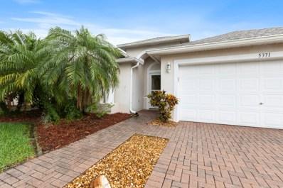 5371 Somerville Drive, Rockledge, FL 32955 - MLS#: 849922