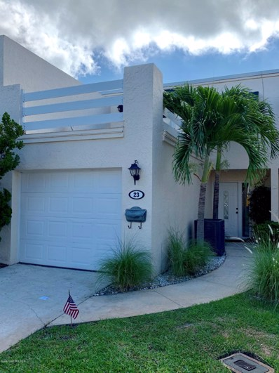 23 Emerald Court, Satellite Beach, FL 32937 - #: 851057