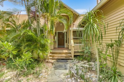 116 Seagrape Road, Melbourne Beach, FL 32951 - MLS#: 851062
