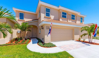 522 Siena Court, Satellite Beach, FL 32937 - #: 851816