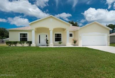 2831 Detached Circle, Palm Bay, FL 32909 - #: 852053
